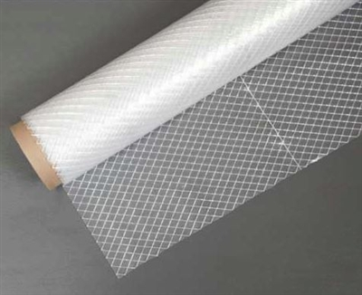 6 Mil Clear Reinforced Polyethylene Sheeting
